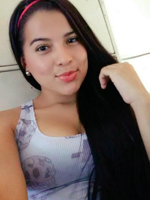 Liz Bonilla, 23, Cucuta, Colombia