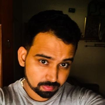 Glitto, 34, Bangalore, India
