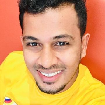 Ram Kumar, 28,
