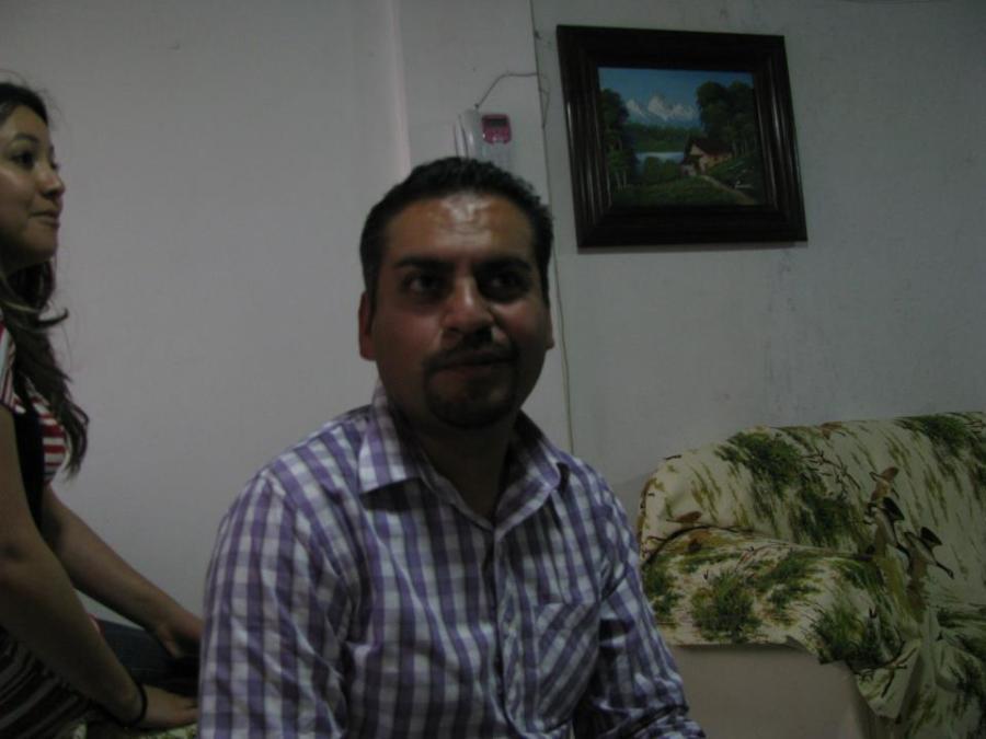 JAVIER, 39, Puebla, Mexico