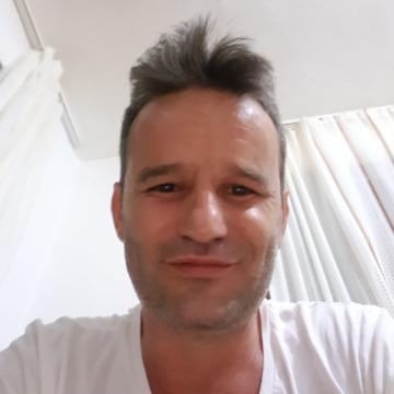Fatos Zogolli, 41, Athens, Greece