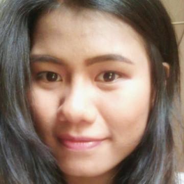 Joy Atigant, 27, Bangkok, Thailand