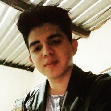 Andy Guzman, 23, San Salvador, El Salvador