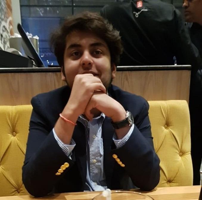 Mehd Abbass, 23, Lahore, Pakistan