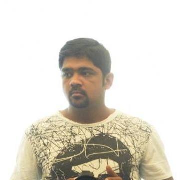 Vineet Vashisht, 40, New Delhi, India