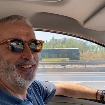 Bülent, 53, Istanbul, Turkey