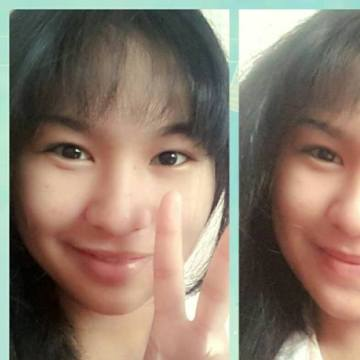 Pankajorn Thongprapa, 24, Mueang Ubon Ratchathani, Thailand