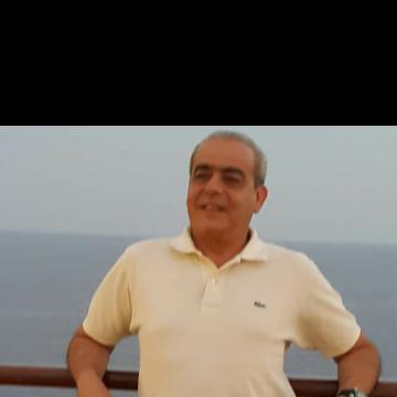 Moussa, 60, Beyrouth, Lebanon