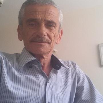 Ibrahim Yılmaz, 63, Izmir, Turkey