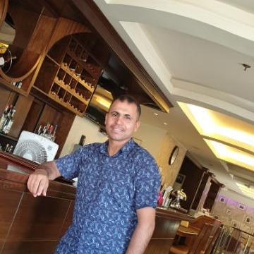 Hassan Alobaidi, 34, Baghdad, Iraq