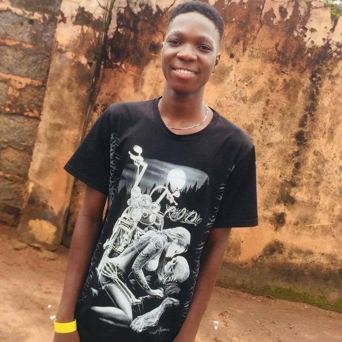 Kwality Godfrey, 18, Ekpoma, Nigeria