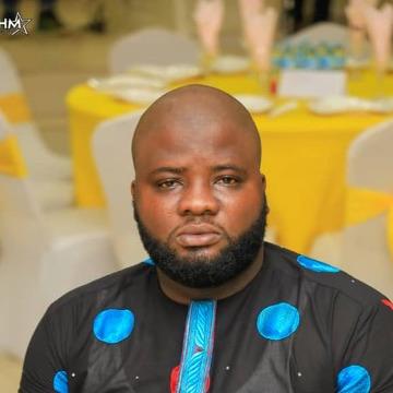 Wilfrid Carly, 31, Cotonou, Benin