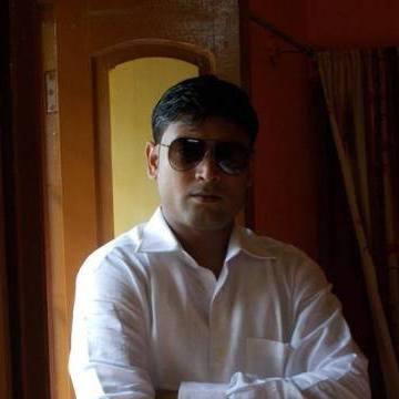 Arka Kayal, 39, Calcutta, India