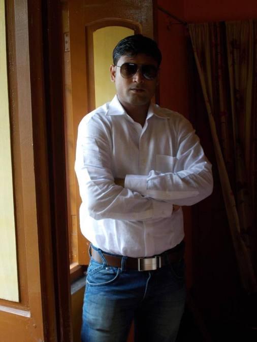 Arka Kayal, 37, Calcutta, India