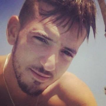 Ghanem Ben, 26, Algiers, Algeria