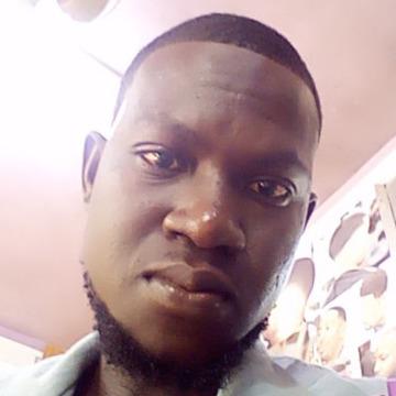 Frank Arthur, 28, Ghana Town, The Gambia