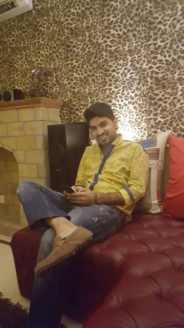 Sunny Narang, 30, Gurgaon, India