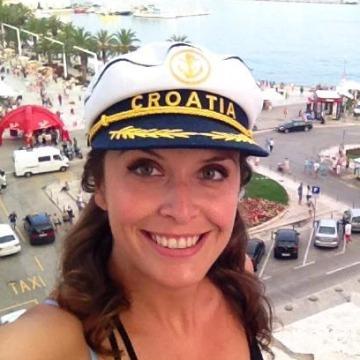 Nathalie Leger, 39, Geneva, Switzerland