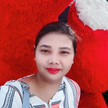 Jitty Yang, 37, Bangkok, Thailand
