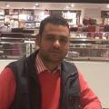 Sameh Mansour, 30, Kuwait City, Kuwait