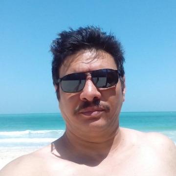 Amged Khalf, 45, Dubai, United Arab Emirates