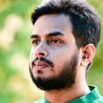Surya Basu Sarkar, 32, Bangalore, India