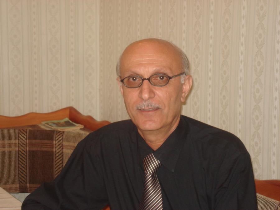 Hasan, 63, Basrah, Iraq