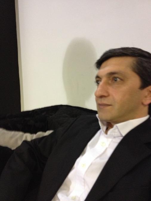 Atilla Atalay, 42, Istanbul, Turkey