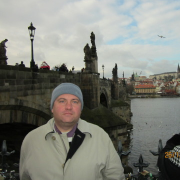 Konstantin Kravets, 45, Dniprodzerzhyns'k, Ukraine