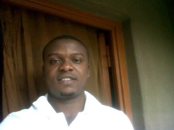 Adetayo Adeyemi, 37, Lagos, Nigeria