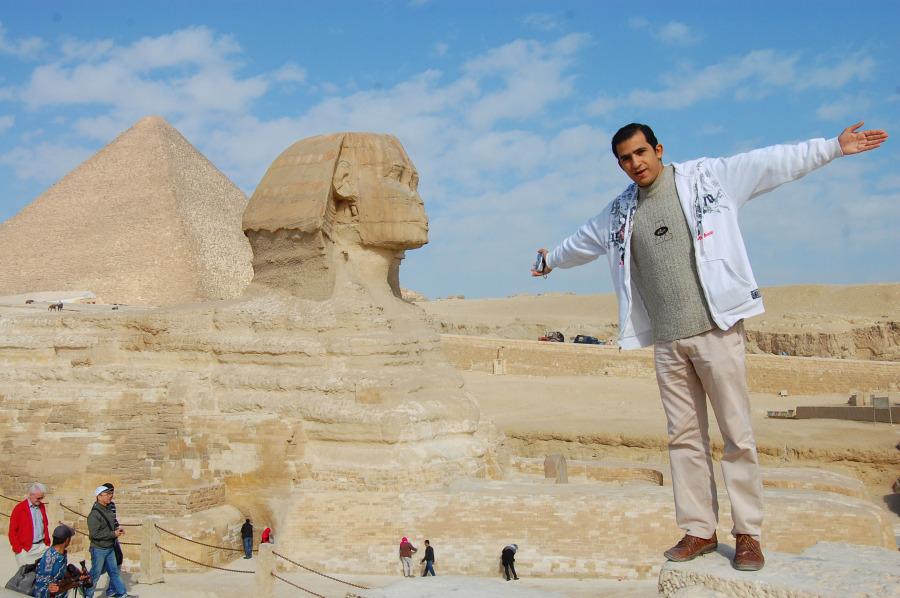 Mina, 37, Giza, Egypt