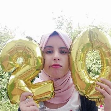 Imane El, 21, Morocco, United States