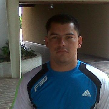 Jose Rafael Ramirez Malave, 34, Caracas, Venezuela