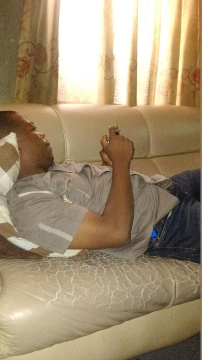 Abubakar, 39, Lagos, Nigeria