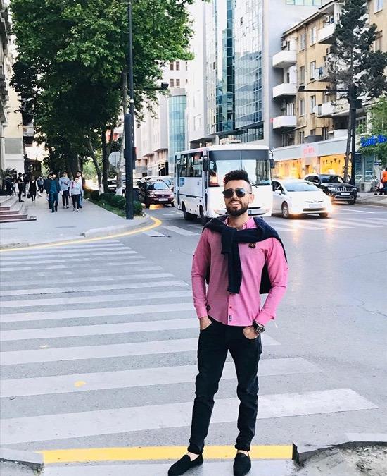 Ali, 29, Baghdad, Iraq