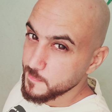 Ali Boos, 35, Cairo, Egypt