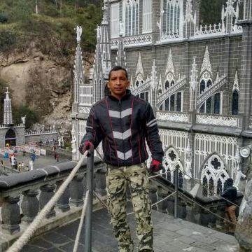 Wilver Arce, 43, Cali, Colombia