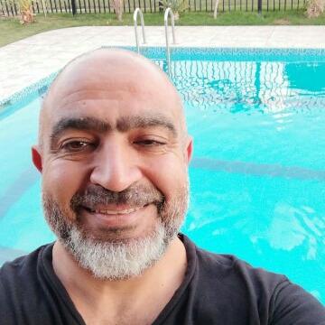 Diver Man, 45, Amman, Jordan