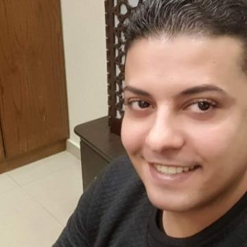 Mahmoud Fakhreldeen, 32, Alexandria, Egypt