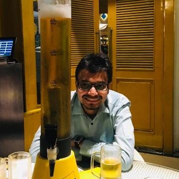 Vaibhav, 29, New Delhi, India
