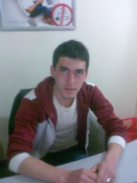 Umid Gulomov, 29, Samarkand, Uzbekistan