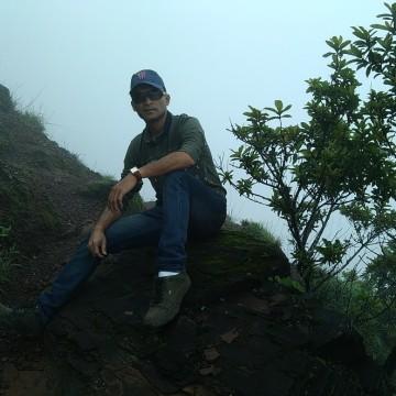 prashanth bharadwaj, 34, Bancroft, United States