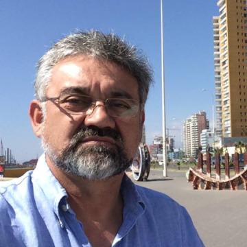 Carlos González Salazar, 64, Talca, Chile