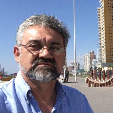 Carlos González Salazar, 65, Talca, Chile