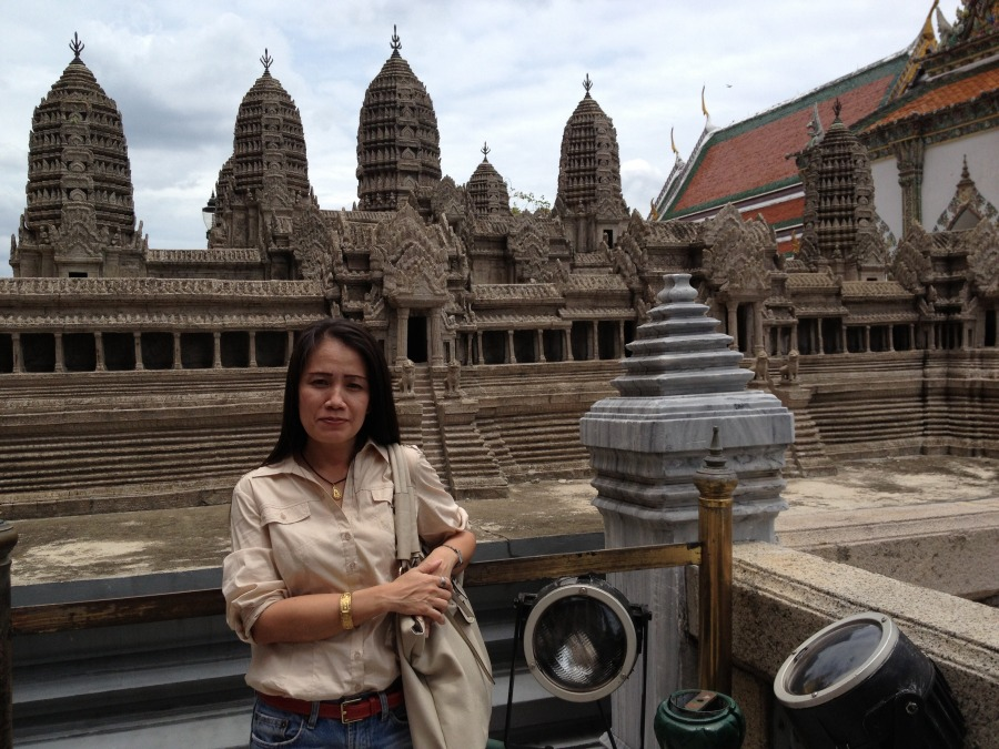 Rattana Tahwan, 48, Bangkok, Thailand
