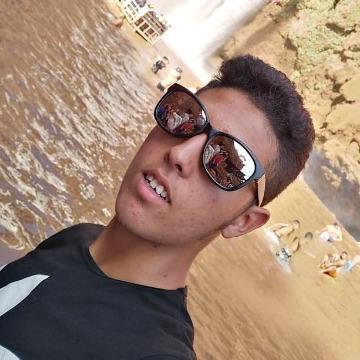 Said Rajawi, 18, El Jadida, Morocco