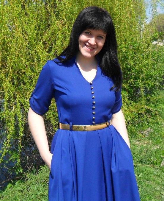 Oksana Shatkovskaya, 27, Khmelnytskyi, Ukraine