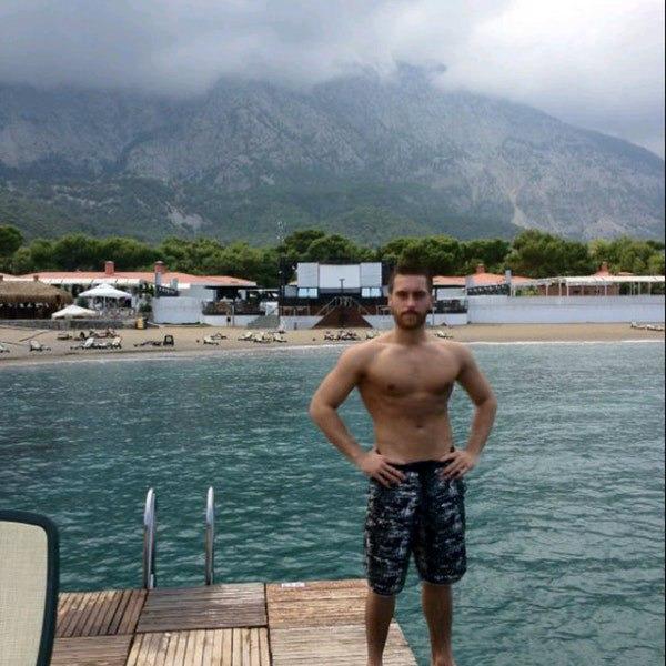 A man, 42, Antalya, Turkey