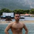 A man, 41, Antalya, Turkey