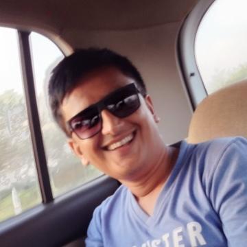 Kuks Patel, 33, Ahmedabad, India